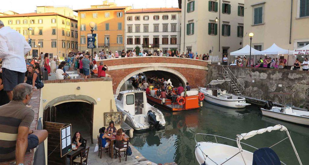 LivornoinBattello.it: Effetto Venezia